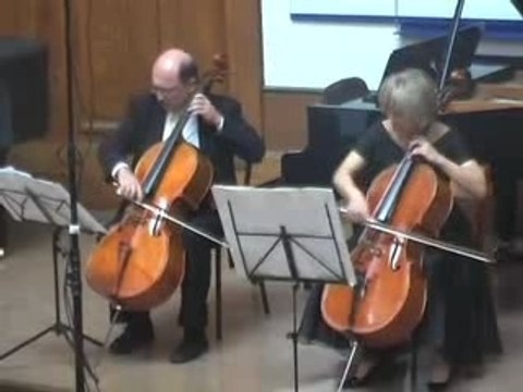 Adam Khudoyan - Sonate / extraits