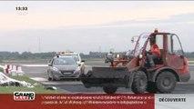 Travaux de grandes envergures à l'aéroport de Lille-Lesquin