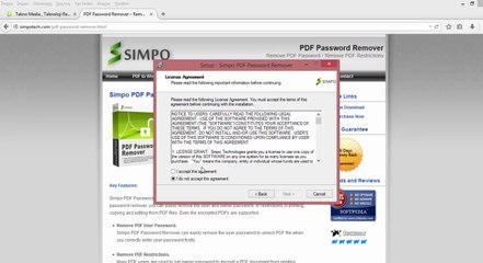 PDF Belge Şifresini kırma