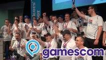 gamescom 2014: Deutsche Casemod Meisterschaft (DCMM) Preisverleihung - QSO4YOU Gaming