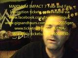 impact wrestling spoilers till september 25 & jeff hardy interview rampage jackson tna