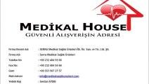 Elektrikli 2 Motorlu Kumandalı Ekonomik Hasta Karyolası ve Ortopedik Hasta Yatağı - MEDİKAL HOUSE Hasta Yatakları