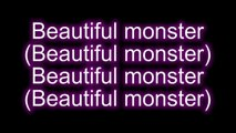 Ne-Yo - Beautiful Monster + [ Lyrics on Screen] - HQ_HD