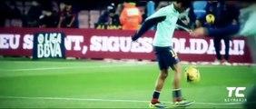 Neymar Jr • Freestyle Skills (Warm Up) • 2014 Pt.2