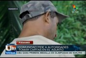 Panamá: pescadores denuncian contaminación en puerto de la Boca