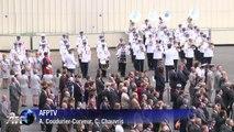 Paris: commémoration de l'insurrection de la préfecture