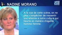 Femme voilée à la plage: Les réactions après les propos de Nadine Morano