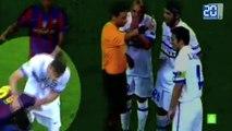 Foot: Les mauvais coups de Thiago Motta
