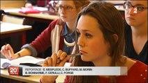 20H France 2, l'UNEF sur la hausse du coût de la vie étudiante à la rentrée