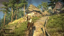 The Witcher 3 : Traque sauvage - 35 Minutes gameplay demo