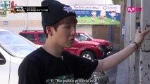 [SUB ITA] Scene Inedite - BTS American Hustle Life ep 4 - Suga, Jungkook e V in lavanderia