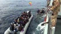 Ue gela Italia: Frontex non puo' subentrare a Mare nostrum