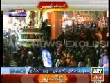 Ary News Special Transmission Azadi & Inqilab March 09pm to 10pm - 19th August 2014