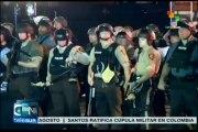 EE.UU.: represión policial en Ferguson deja dos heridos y 30 detenidos