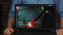 Origin PC EON17-S (2014): A massive gaming laptop selling support and speed