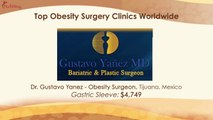 Top 14 Obesity Surgery Clinics Worldwide