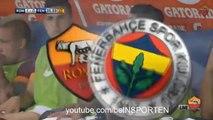 AS Roma vs Fenerbahçe 3-3 Tüm Goller ve Maç Özeti HD - All Goals and Highlights 2014