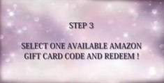 Free Amazon [Codes] - Free Amazon Gift Card [Codes] - Free Amazon Cards [FREE Download] August-September (2014)