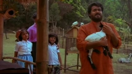 Punchiriyude | Unnikale Oru Kadha Parayam | Malayalam Film Song