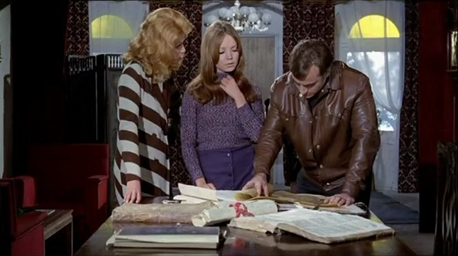 The Werewolf Vs Vampire Woman (1971) - (Horror, Drama) [ Paul Naschy, Gaby Fuchs, Barbara Capell] - Feature (Horror)