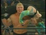 Brock Lesnar vs. Jeff Hardy - Backlash 2002 (German)