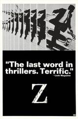 """Extrait """" Z, le titre le plus court de l'histoire du cinéma"""""""