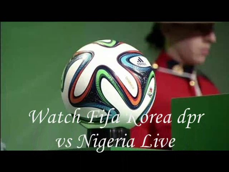 Watch korea dpr vs Nigeria Womens Football Under 20 Online