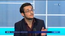 19/20 France 3 Champagne-Ardennes, Alexandre Valente de l'UNEF Reims, sur la hausse du coût de la vie étudiante à la rentrée