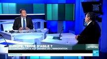 """L'Entretien - Benjamin Stora : """"Les Français connaissent assez mal l'histoire de l'immigration"""""""