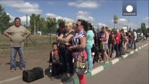 Strage di civili nell'Est dell'Ucraina. SOS per cibo e acqua