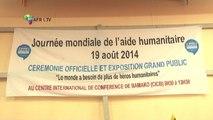 Journée mondiale de l'aide humanitaire au Mali