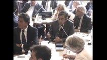 Intervention Commission des Affaires étrangères Assemblée nationale - Situation en Irak