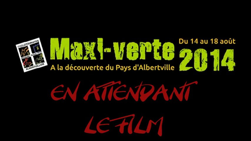 MAXIVERTE - 2014