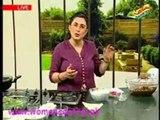 Food Diaries With Chef Zarnak,Food Diaries - Zarnak Sidhwa -Chocolate Spread Bread &Chocolate Salami Full Recipe  19 Aug 2014