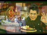 Live At 9 With Chef Gulzar Masala TV ,Soup Noodles & Fish Balls & Vegetable Salad Recipe  Full  - 19  August 2014