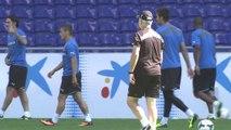 Sergio Garcia renueva con el Espanyol