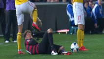 Furious Lippi invades pitch in rage