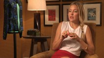 Kate Hudson on how to be fit