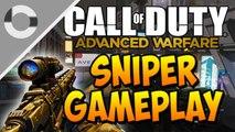 "Advanced Warfare MULTIPLAYER ""Sniper Gameplay"" + ""Shotgun Gameplay"" (Cod 2014 Sniping)"