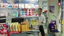 Médicaments vendus à l'unité, des pharmacies de quatre régions sont à l'essai