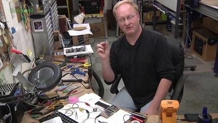 Ben Heck's ZX Spectrum Mod Part 3 - The Ben Heck Show