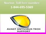 1-844-695-5369| Norton antivirus customer service number, phone, Telephone, toll free number