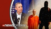 """President Barack Obama Appalled By the Brutal Murder of Journalist,  Promises U.S. Will """"Act Against ISIL"""""""