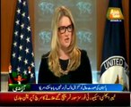 US closely monitoring to political crisis situation in Pakistan
