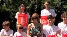 Ice Bucket Challenge: Anna Wintour relève le défi