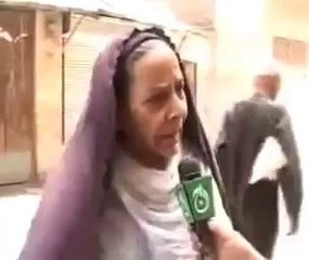 Should We Cry or Laugh? Aunty Was the One to Start Civil Disobedience Way Before IK Announcement::It Should Go Viral