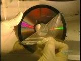 Comment sont fabriqués les CD