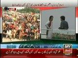 Tahir ul Qadri speech after PTI stopped Negotiations with GOVT