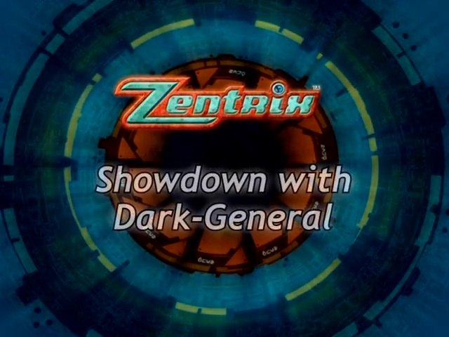 Jikuu Boukenki Zentrix #20 - Showdown with Dark-General