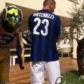 Ice bucket Challenge : Materazzi nomine Zidane